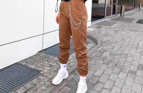 Os melhores looks com calça jogger