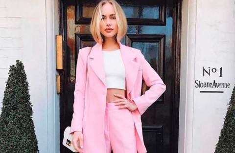 Como usar rosa no look do trabalho