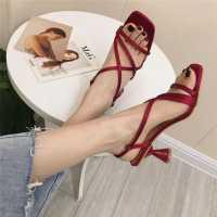 12 maneiras de usar sandália de bico quadrado