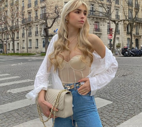 Maneiras atuais de usar corset