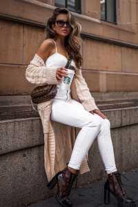 15 ideias de looks com tricô