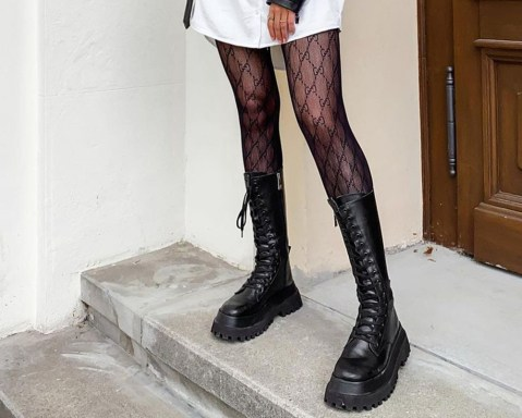 12 Looks poderosos com meia-calça