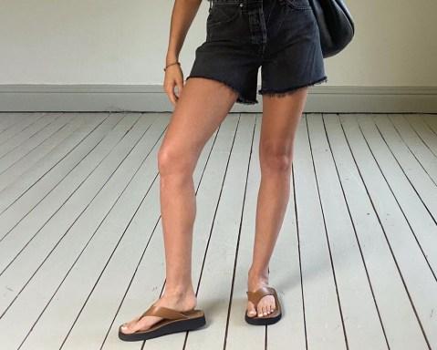 Alerta de tendência: chinela plataforma