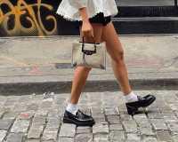As it girls estão usando: sapato tratorado
