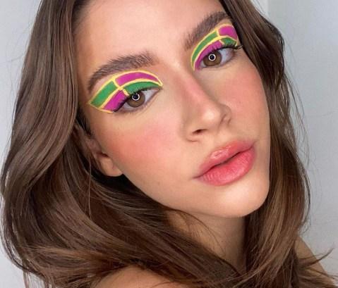 Make colorida: da minimalista à glam, confira inspirações