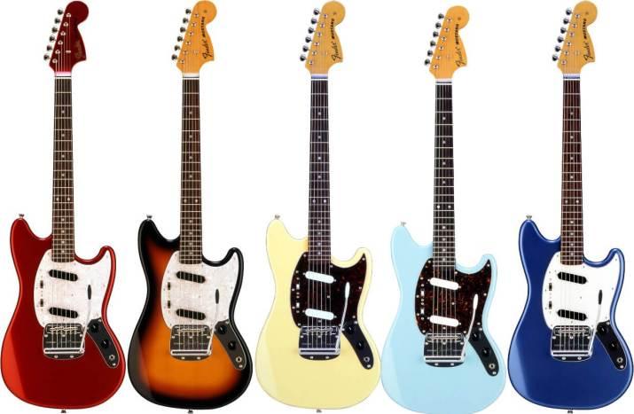 Fender Japan MG69
