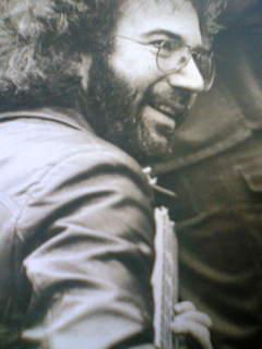 ジェリー・ガルシア(Jerry Garcia)