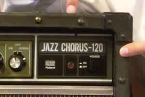 Roland JAZZ CHORUS「JC-120」