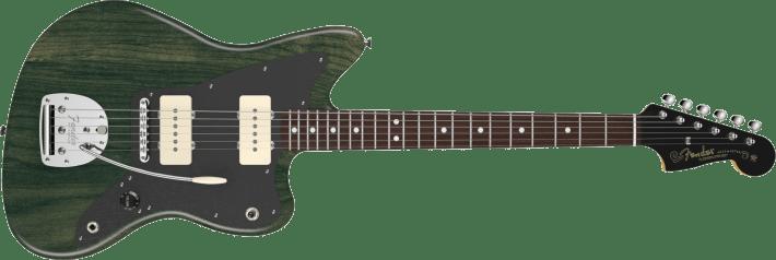 サーストン・ムーアの Fender Jazzmaster