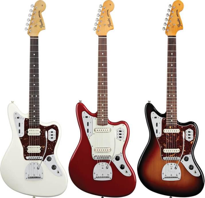 Fender USA CLASSIC PLAYER JAGUAR SPECIAL