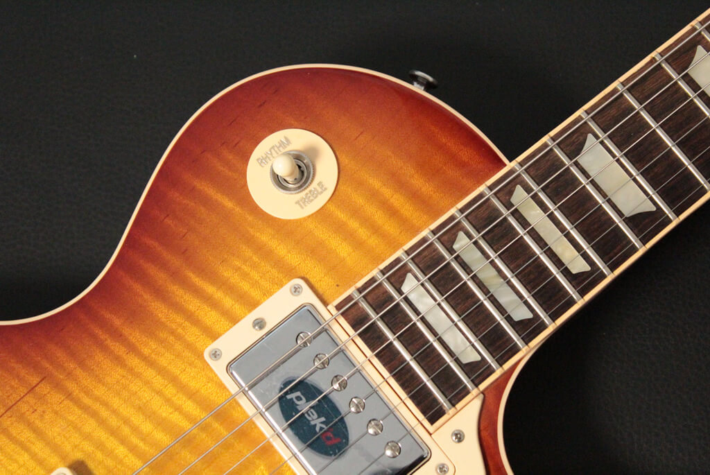 Gibson Les Paul Traditional 2012 のピックアップ