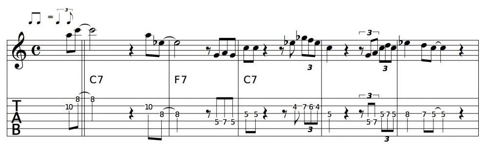 TAB譜19