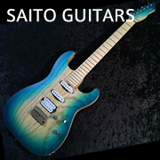 SAITO GUITARS