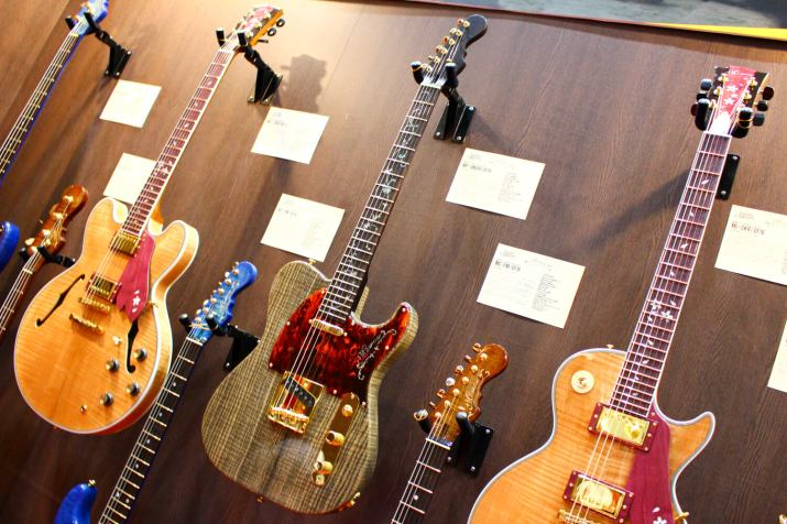 MOMOSE GUitars