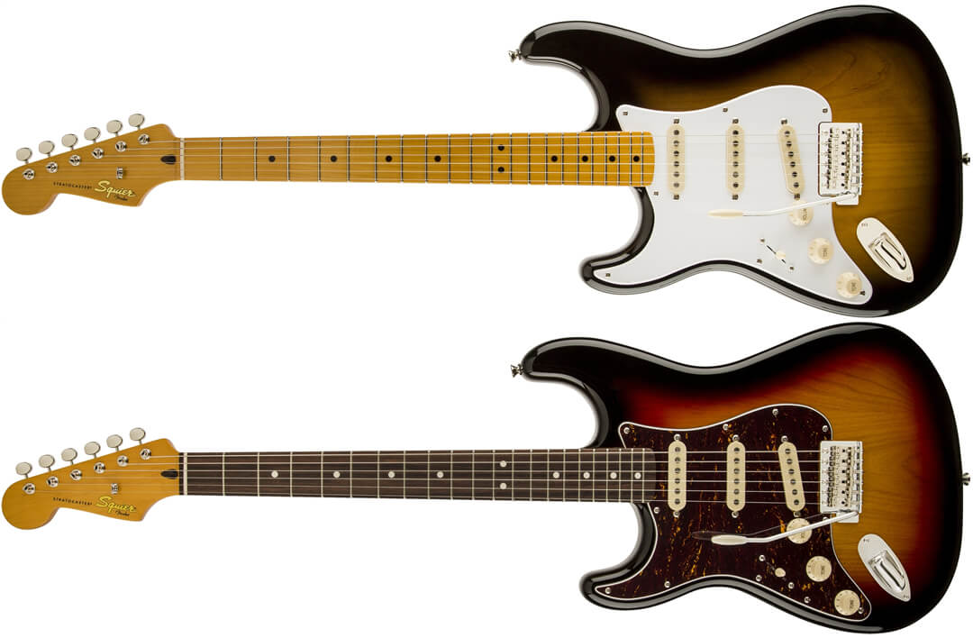 Classic Vibe Stratocaster Lefty