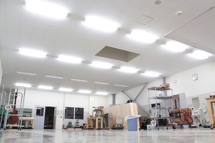 神田商会:工場