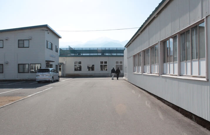 フジゲン大町工場