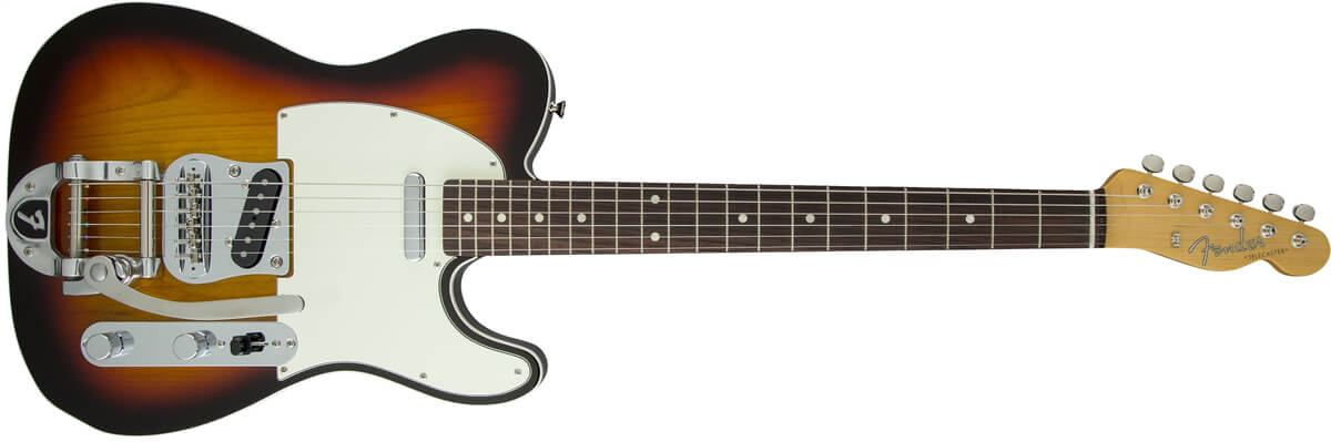 Classic Series '60s Telecaster with Bigsby