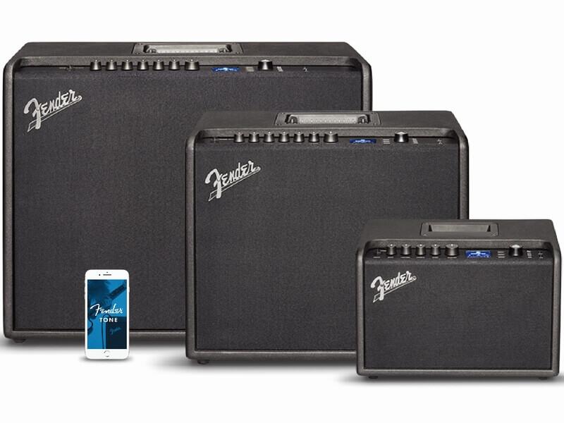 Fender Mustang GTシリーズ