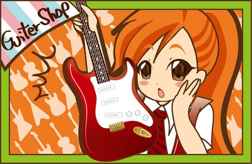 ギターの種類と選び方