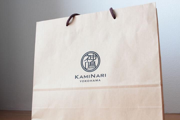 KAMINARI 買い物袋