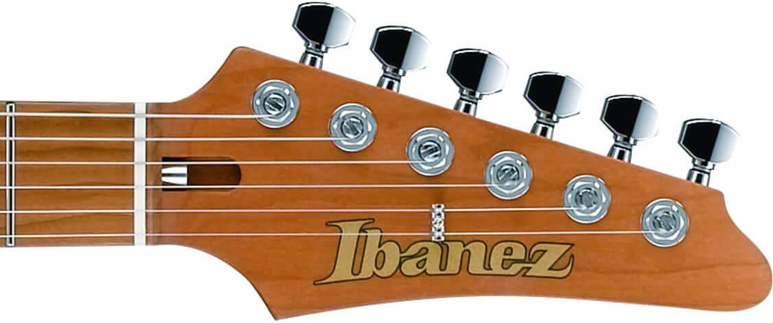 Ibanez AZのヘッド