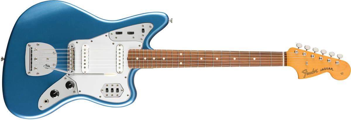 Fender 60s Jaguar Lacquer