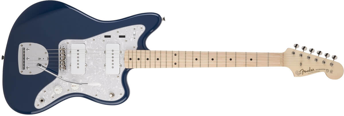 Made in Japan Hybrid Jazzmaster Indigo