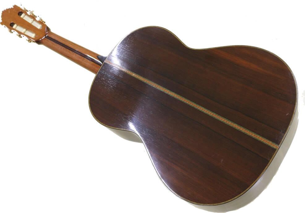 クラシックギター:バック