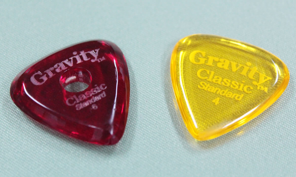 Gravity Guitar Picks