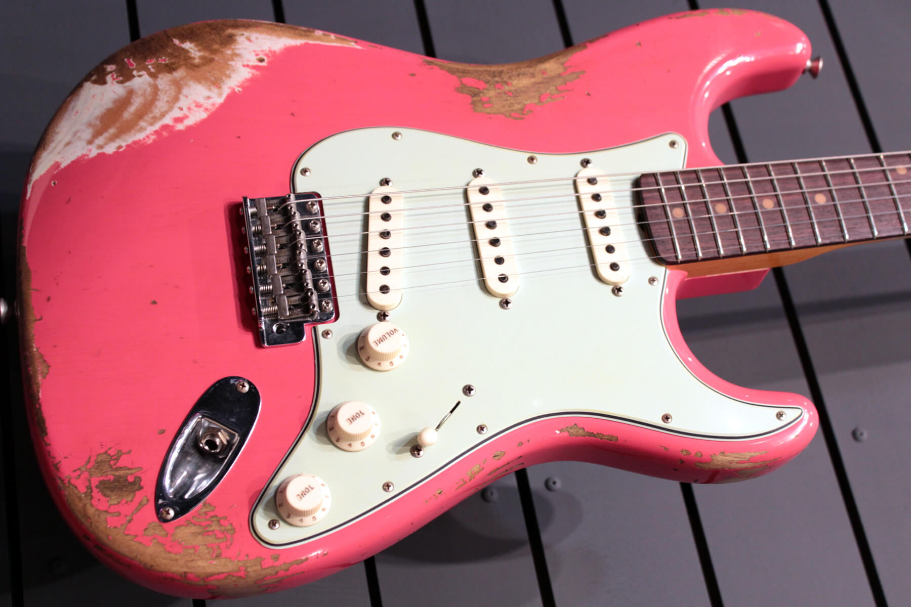 フェンダーカスタムショップ:1962 Stratocaster Heavy Relic
