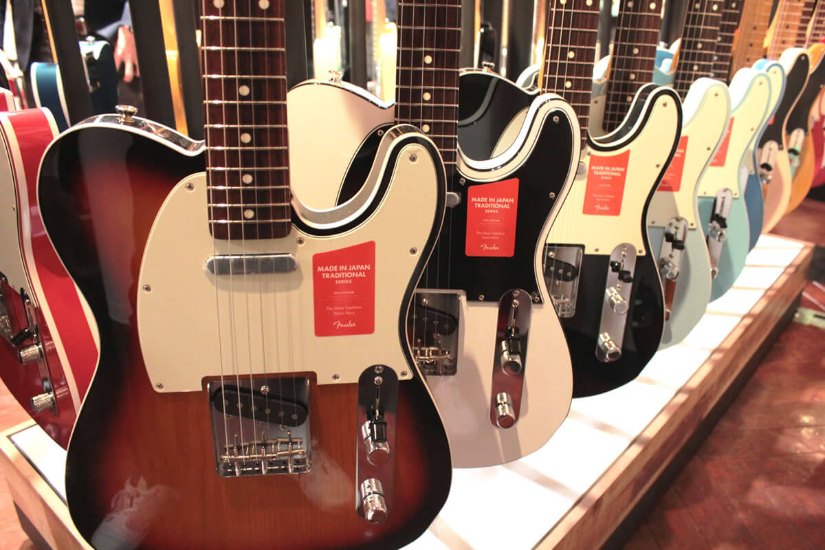 Made in Japan Telecaster