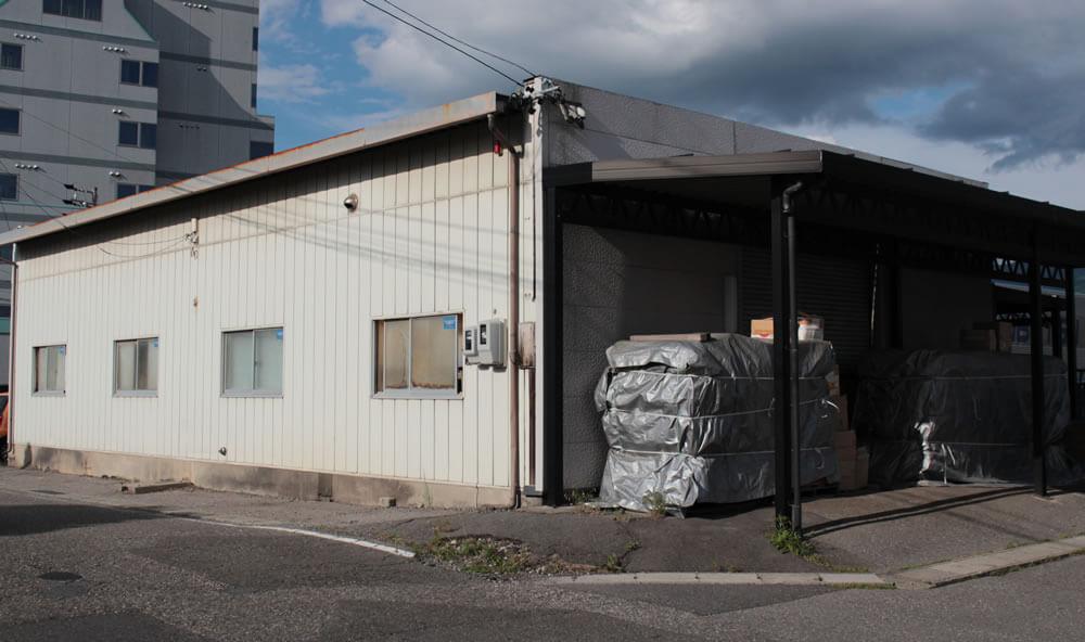 Kino FACTORY:工場