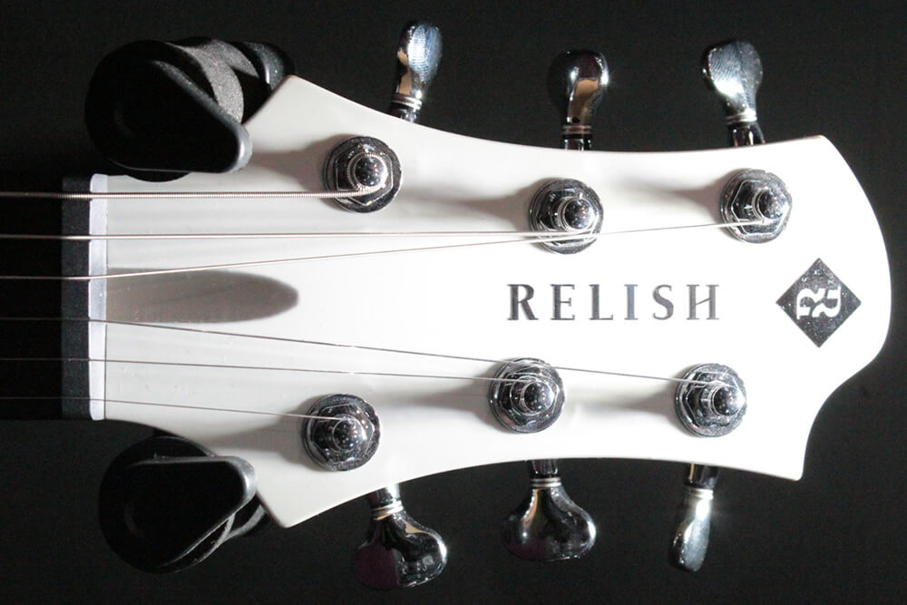 Relish Guitars:ヘッド