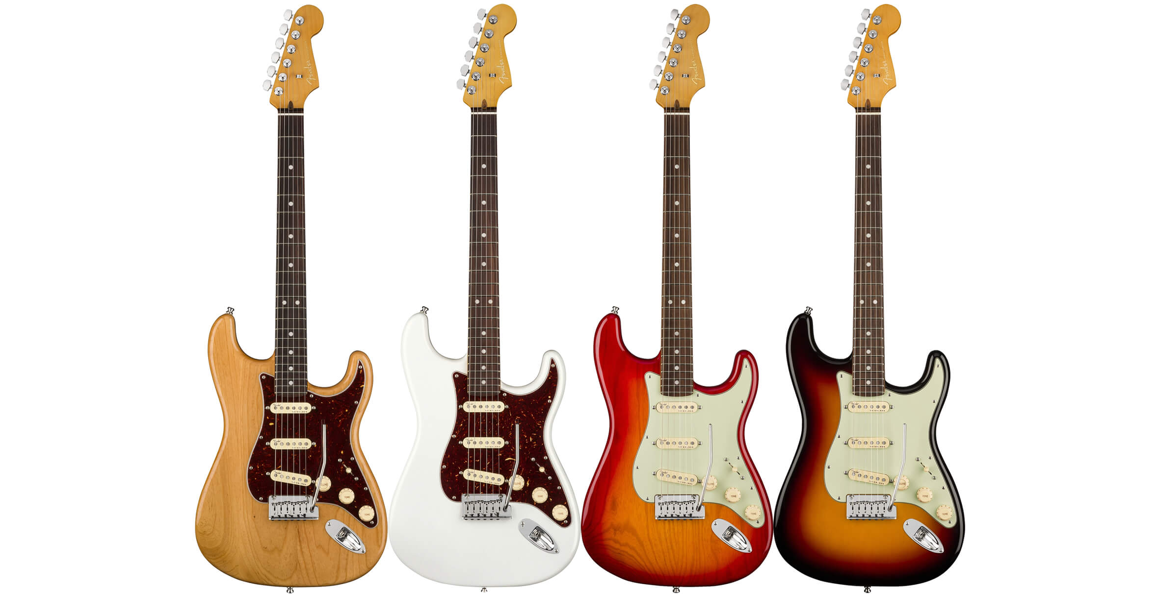 American Ultra Stratocaster Rosewood