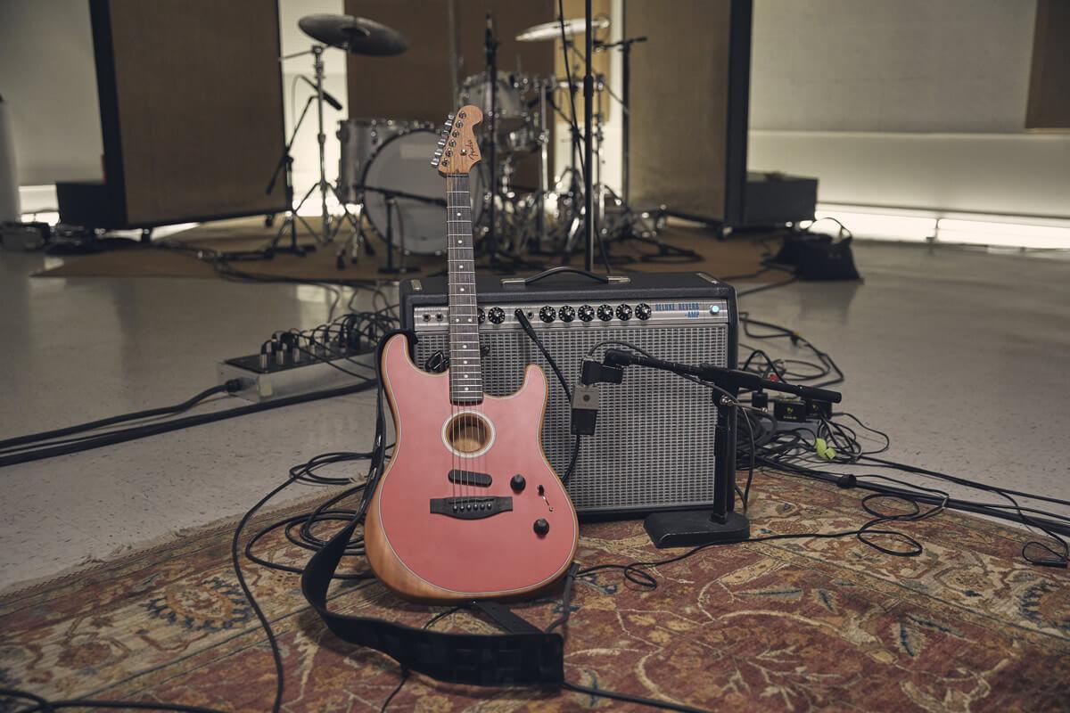 Acoustasonic Stratocaster