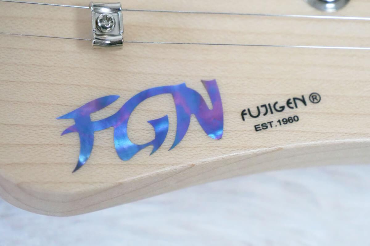 フジゲンのギター