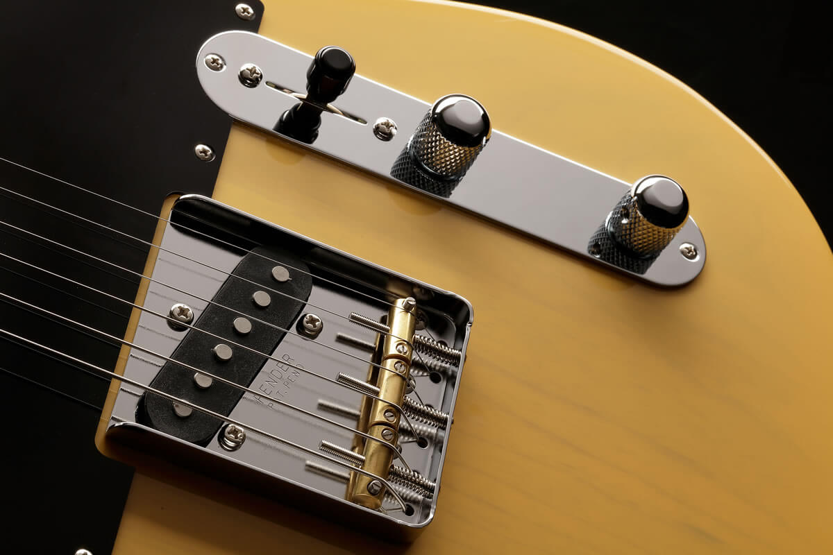 MADE IN JAPAN HERITAGE Telecaster:ピックアップ