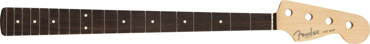 American Professional Jazz Bass Neck