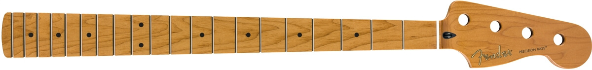 Roasted Maple Precision Bass Neck