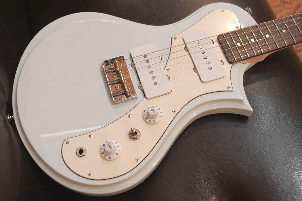 Mary Guitars Vispa Donut-J2