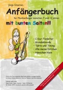 JörgBuch für Gitarrenanfänger