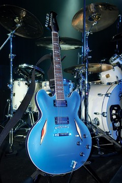 Dave Grohl Signature Gibson ES-335 Live