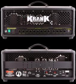 Krank Amplifier Heads Amps