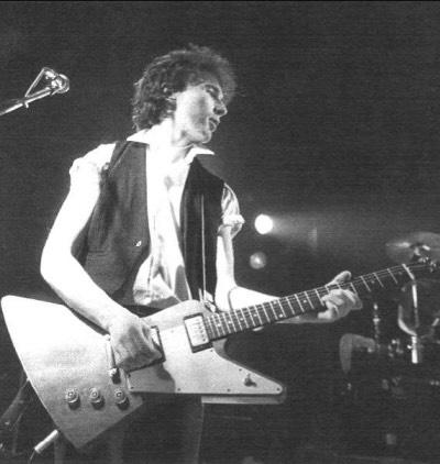 Guitar-Rigs.com U2 Edge  Guitar Gibson Explorer