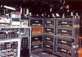 EVH Rig 1986 Tour