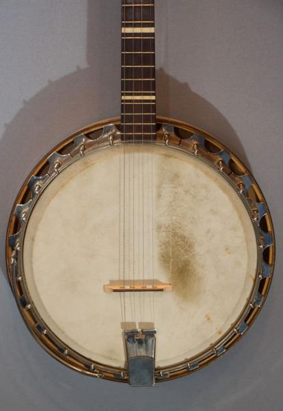Guitar Shop Banjo