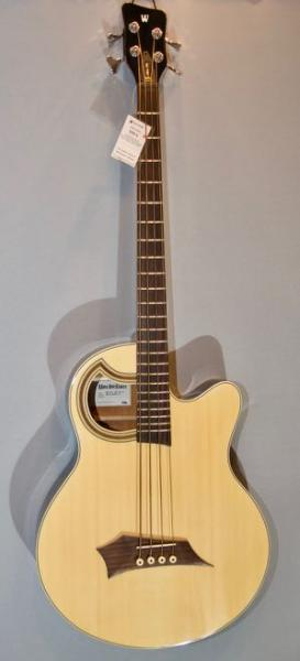 E-Bass im American Guitar Shop 1112