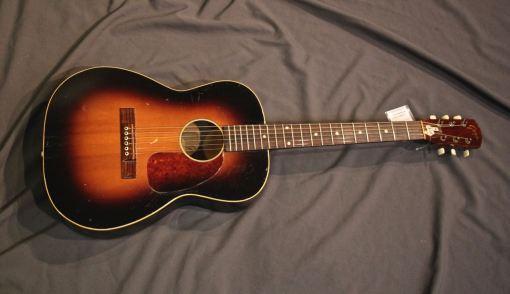 Levin M-22 Folkgitarre