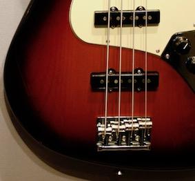 Bass Fender Berlin